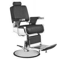 Barbers křeslo GABBIANO ROYAL II černé