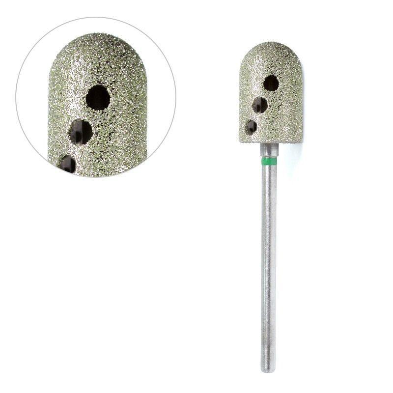 Frézka na pedikúru diamantová dutá 9,5/15,0mm ACURATA