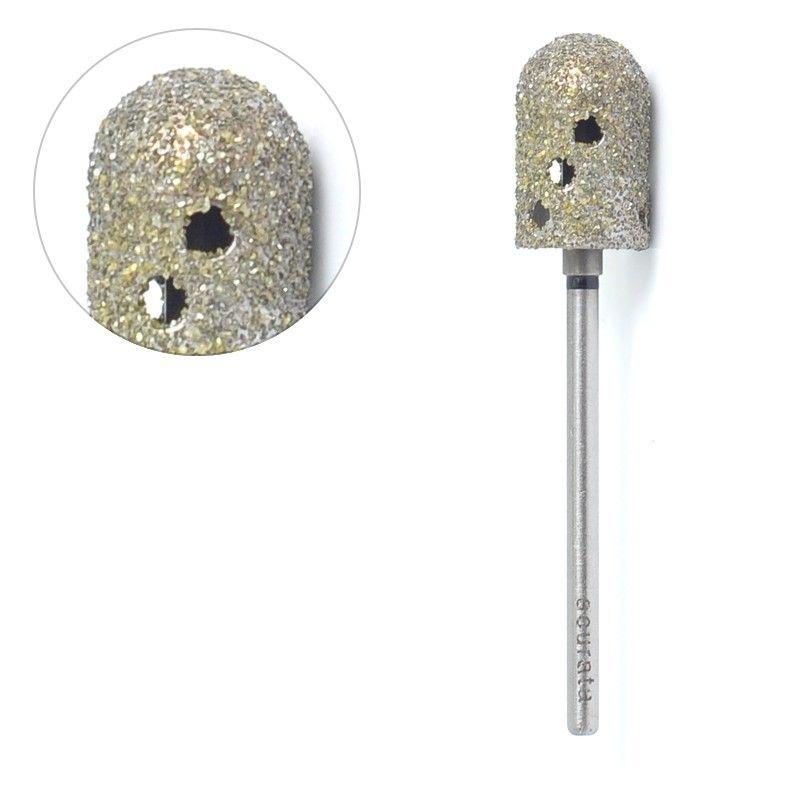 Frézka na pedikúru diamantová dutá 9,5/15,0mm ACURATA 2