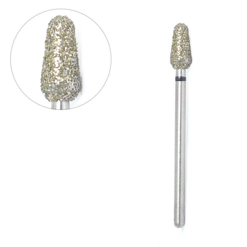 Frézka na pedikúru diamantová kužel 4,7/10,0mm ACURATA 2
