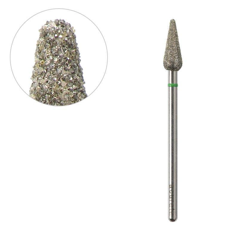 Frézka na pedikúru diamantová kužel 4,7/12,0mm ACURATA