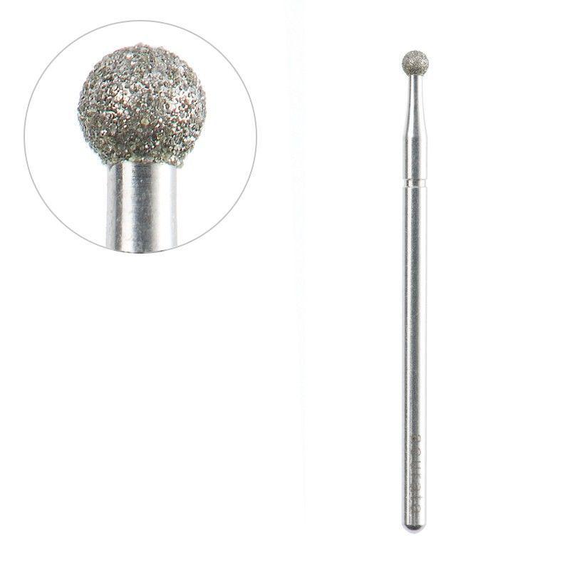 Frézka na pedikúru s diamantovou kuličkou 2,5/2,5mm ACURATA