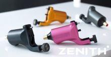 Rotační tetovací strojek ZENITH™ - černý (AT)