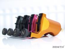 Rotační tetovací strojek ZENITH™ - fialový (AT)