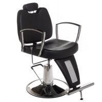 Barbers - holičské křeslo HOMER II BH-31275 černé