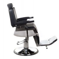 Barbers křeslo LUMBER BH-31823 černé