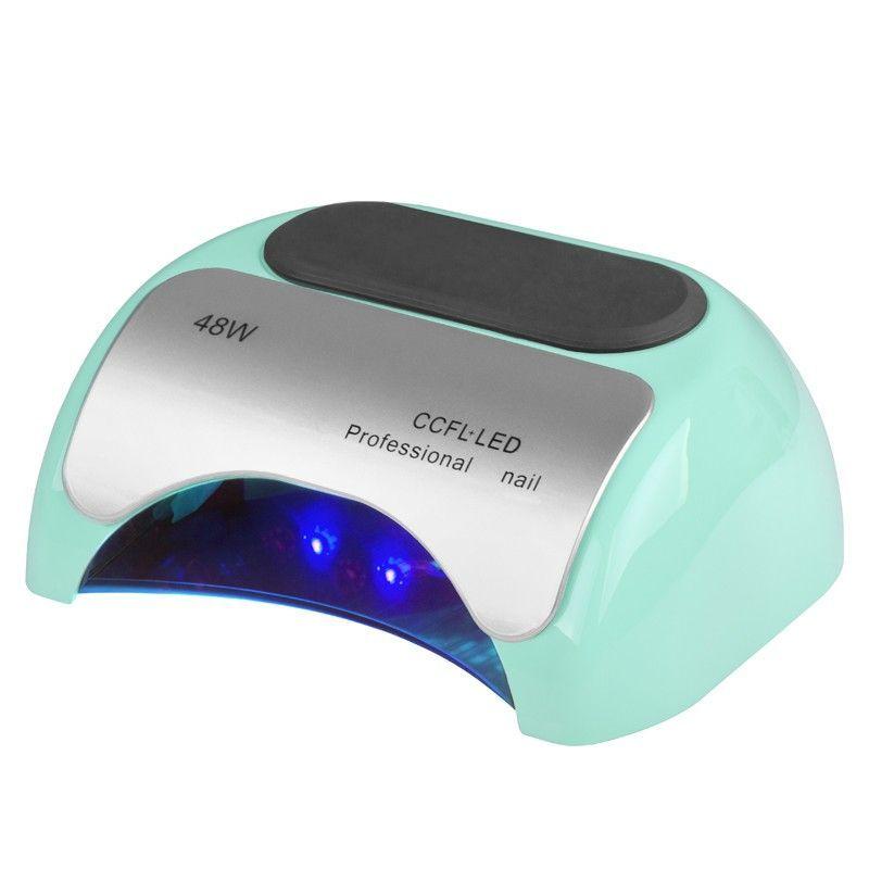 Lampa PROFESSIONAL 2v1 UV LED+CCFL 48W TIMER+SENSOR máta