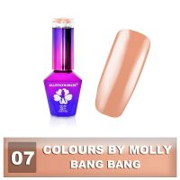 07 Gel lak Colours by Molly 10ml - Bang Bang (A)