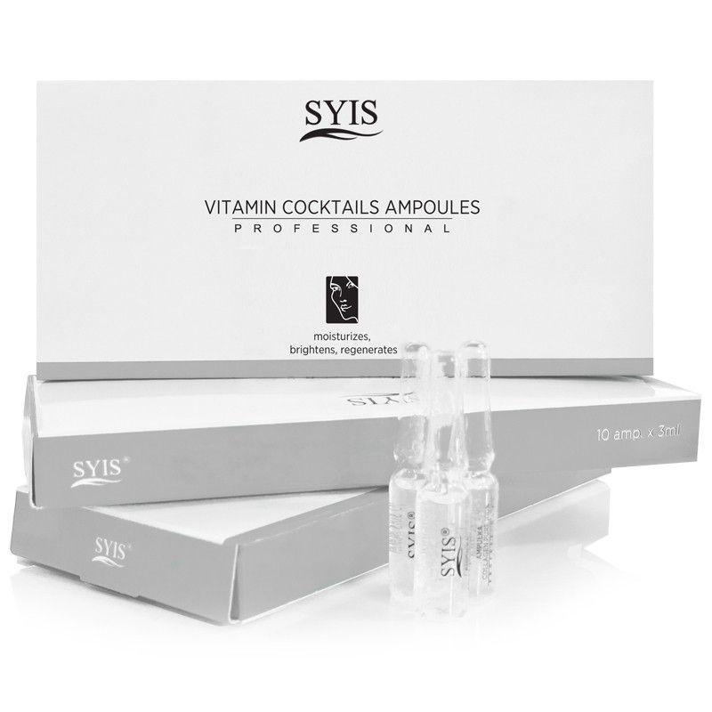 SYIS Ampulky Vitaminový koktejl 10x3ml