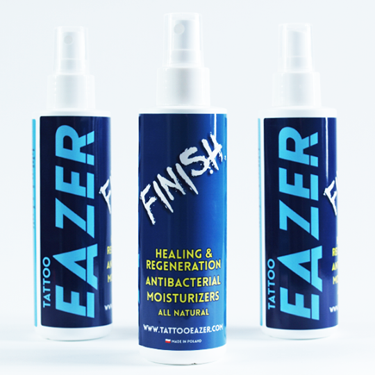 TATTOO EAZER FINISH 150 ml