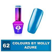 Gel lak Colours by Molly 10ml - Azure