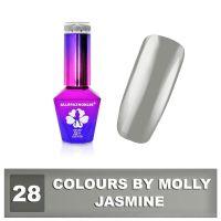 Gel lak Colours by Molly 10ml - Jasmine
