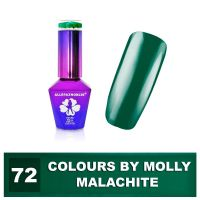 Gel lak Colours by Molly 10ml - Malachite
