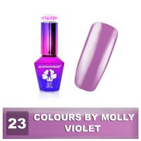 Gel lak Colours by Molly 10ml - Violet