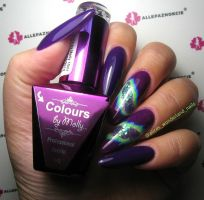 Gel lak Colours by Molly 10ml - Wild Me