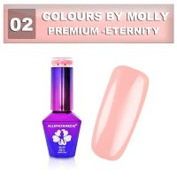 Gel lak Colours by Molly PREMIUM 10ml -ETERNITY-