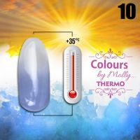 Gel lak Colours by Molly Thermo 10 - 10ml (A)
