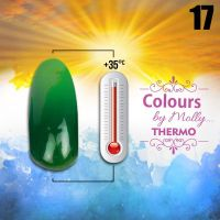 Gel lak Colours by Molly Thermo 17 - 10ml (A)