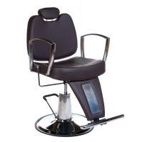 Barbers - holičské křeslo HOMER II BH-31275 hnědé (BS)