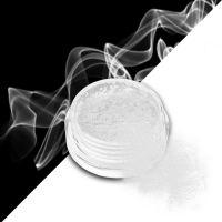 Nehtový pyl SMOKE NAILS - kouřový efekt 01 NEON WHITE