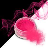Nehtový pyl SMOKE NAILS - smoke efekt 09 NEON PINK (A)