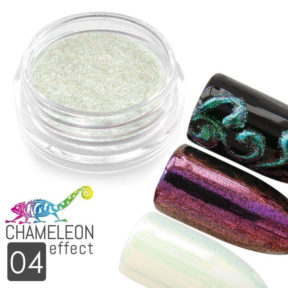 Pyl na nehty - CHAMELEON efekt 04