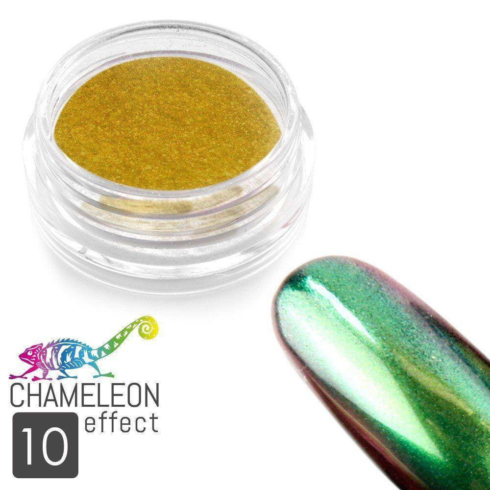Pyl na nehty - CHAMELEON efekt 10