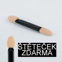 Pyl na zdobení nehtů - Efekt Shimmer Glam