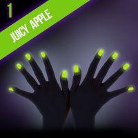 Ozdobný prach Glow - 1. Juicy Apple