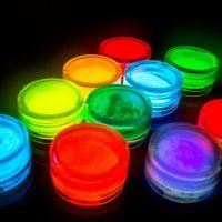 Ozdobný prach Glow - 12. Ice
