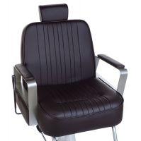 Barbers - holičské křeslo HOMER BH-31237 hnědé