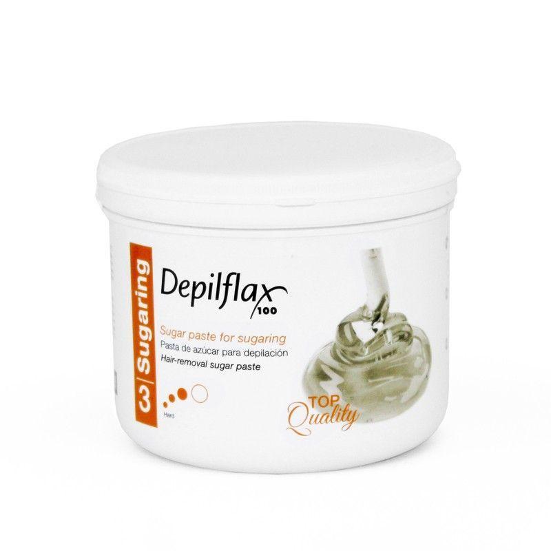 Cukrová depilační pasta DEPILFLAX hard 720g