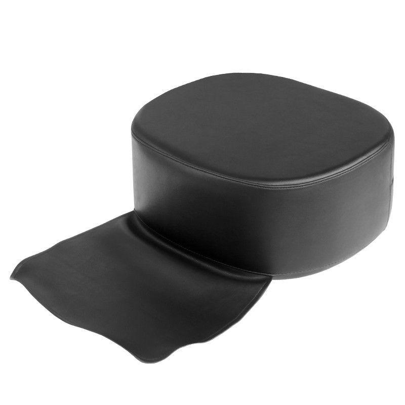 Dětský sedák na kadeřnické křeslo STRONG černý