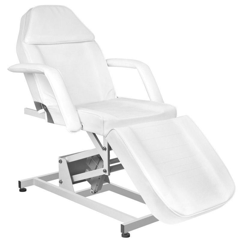 Elektrické kosmetické křeslo AZZURRO 673A bílé