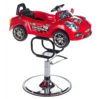 Kadeřnické křeslo pro děti autíčko BCH-608 (AS)