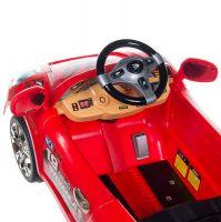 Kadeřnické křeslo pro děti autíčko BCH-608