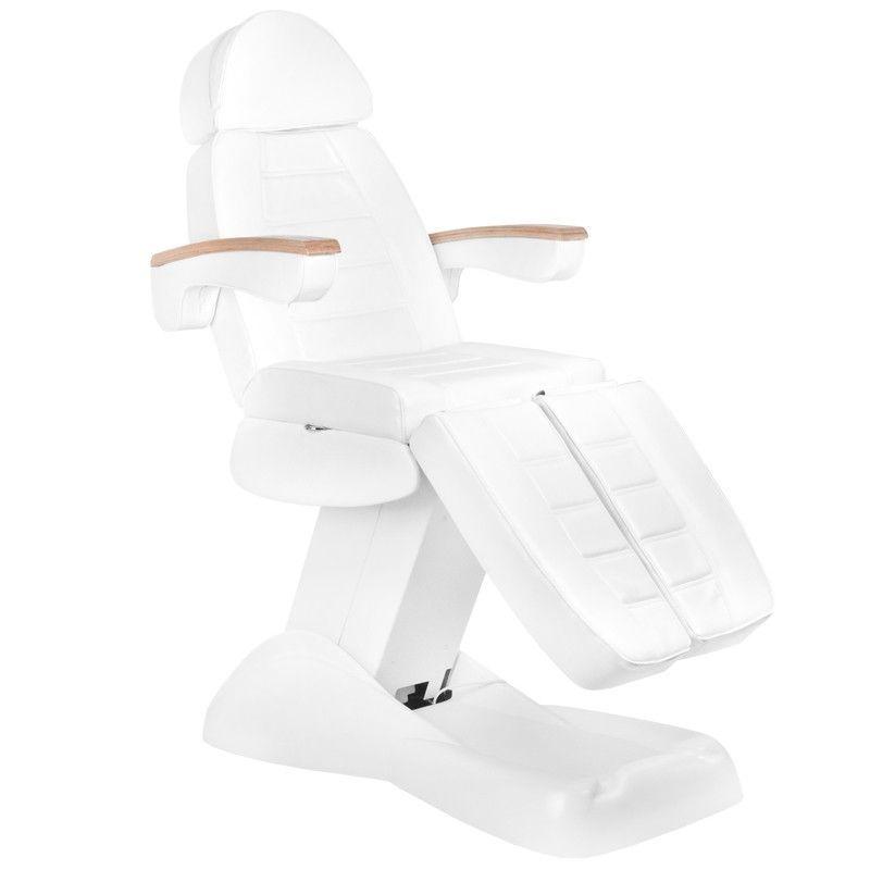 Elektrické kosmeticko-masážní křeslo LUX PEDI 5M bílé