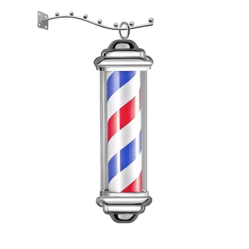 Osvětlená reklama pro barbershop - malá