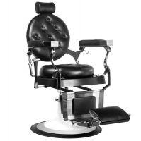 Barbers křeslo IMPERATOR - černá
