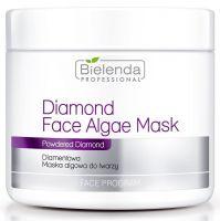 Bielenda Alginátová maska s diamanty 190 g