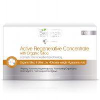 Bielenda Sada aktivních regeneračních koncentrátů s organickým oxidem křemičitým 10x3 ml