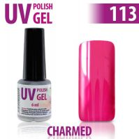 113.UV gel lak na nehty hybridní CHARMED neon 6 ml (A)