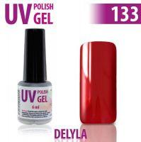 133.UV gel lak na nehty hybridní DELYLA 6 ml (A)