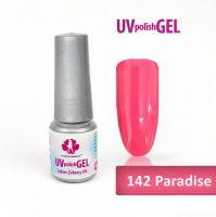 142.UV gel lak Paradise 6 ml (A)