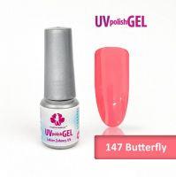 147.Uv gel lak Butterfly 6 ml (A)