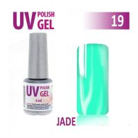 19.UV gel lak hybridní JADE 6 ml (A)