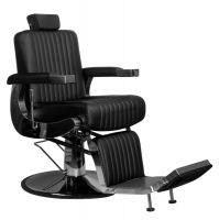 Barbers křeslo LINO černé (AS)