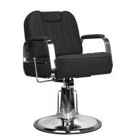 Barbers křeslo RUFO černé